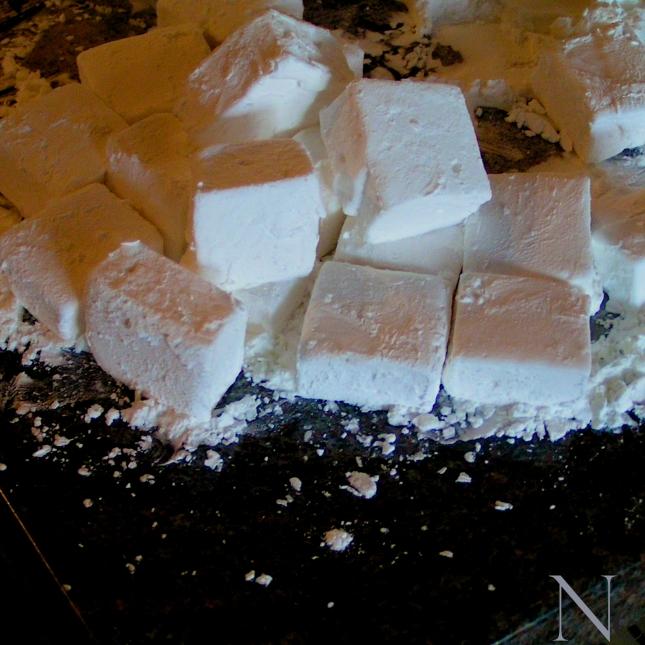 Hand Cut Marshmallow